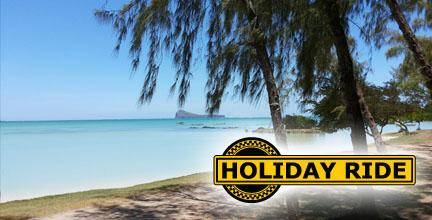Beach_ taxi Mauritius