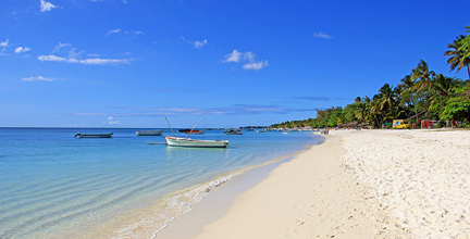 Mauritius Sandy Beaches