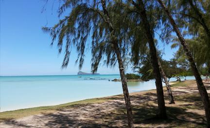 Mauritius Beach Photo by Taxi Mauritius Tours